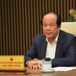 Chủ tịch Hiệp hội dự họp tại Văn phòng Chính phủ và tiếp tục kiến nghị hỗ trợ doanh nghiệp vươt khó mùa Covid-19